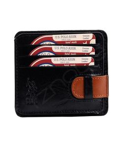 u.s. polo erkek kartlık siyah plcz8427 img