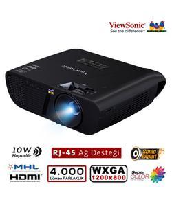 viewsonic pjd7526w 4000 lümen 1280x800 wxga 3d dlp projeksiyon cihazı img