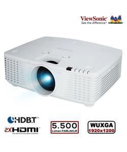 viewsonic pro9800wul 5500 lümen 1920x1200 wuxga dlp projeksiyon cihazı img