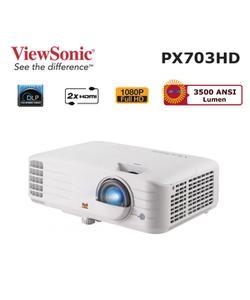 viewsonic px703hd 3500 lümen 1920x1080 full hd 3d dlp projeksiyon cihazı img