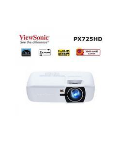 viewsonic px725hd 2000 lümen 1920x1080 full hd dlp projeksiyon cihazı img